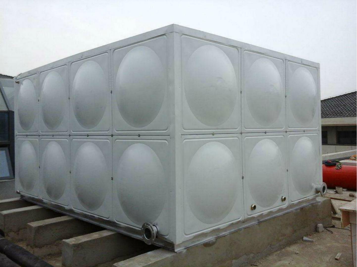 玻璃钢水箱的安装和验收标准