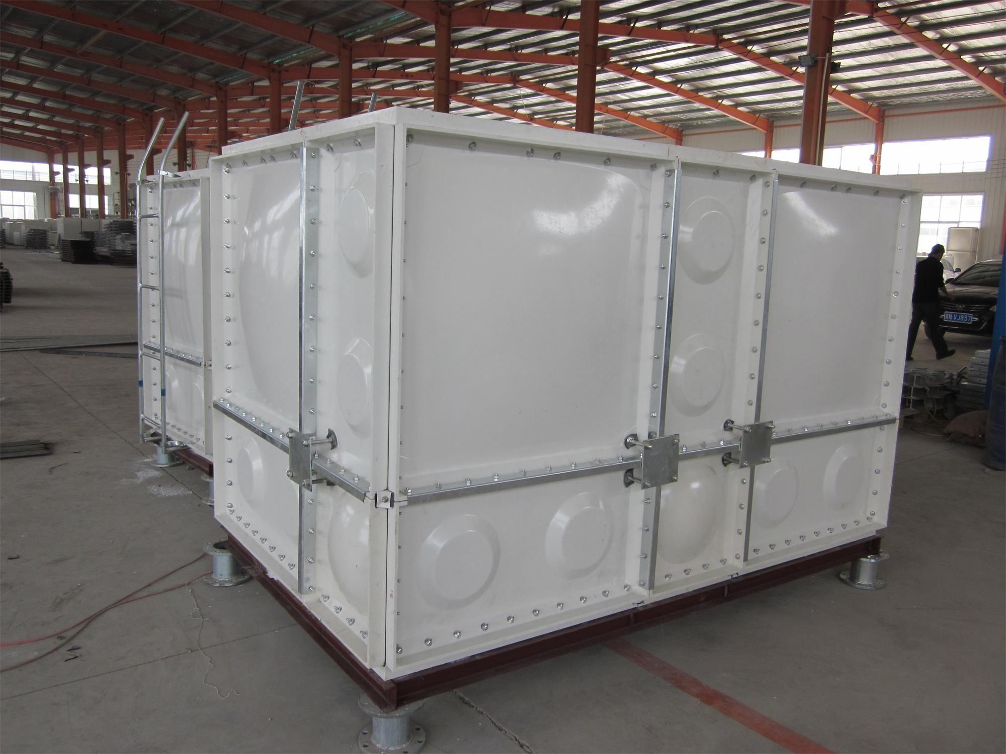 沈阳玻璃钢水箱原材料的选择